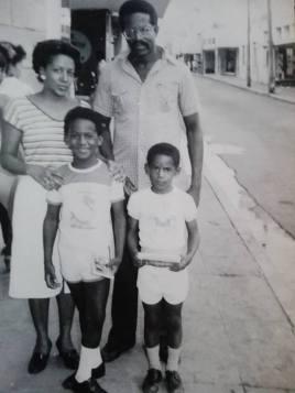 Famille Acao - Cuba